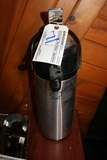 Stainless coffee air pot