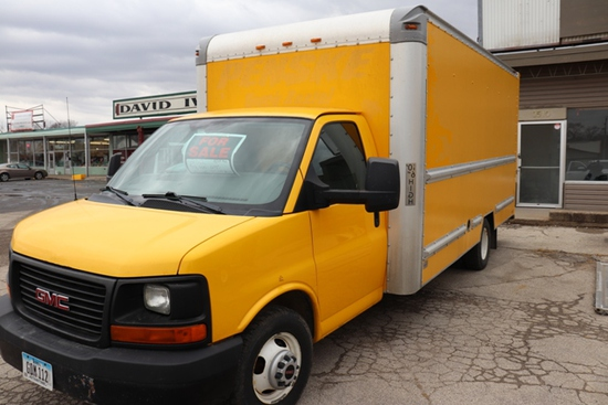 Truck, Vans, Rigging, New Merchandise Auction