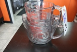 Times 3 - Glass measuring cups & bowl