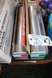 Times 2 - 3/4 rolls of aluminum foil