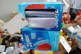 Times 2 - Boxes of Ziploc quart freezer bags