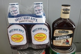 Times 5 - 2) Sweet Baby Rays & 3) Kettle cooked BBQ sauce