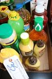 Box flat to go - Ketchup , mustard, oil, & more