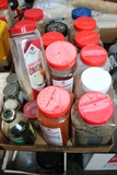 Box flat to go - Misc. spices