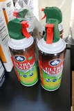 Times 4 - Ultra Duster spray cleaning cans