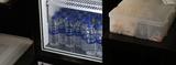 Case to go Aquafina water bottles - located in Avantco cooler