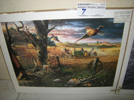 Autumn Harvest print