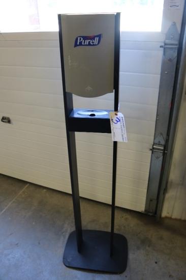 Purell hand purifier dispenser