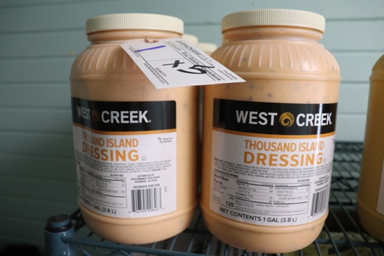 Times 5 - West Creek Thousand Island Dressing