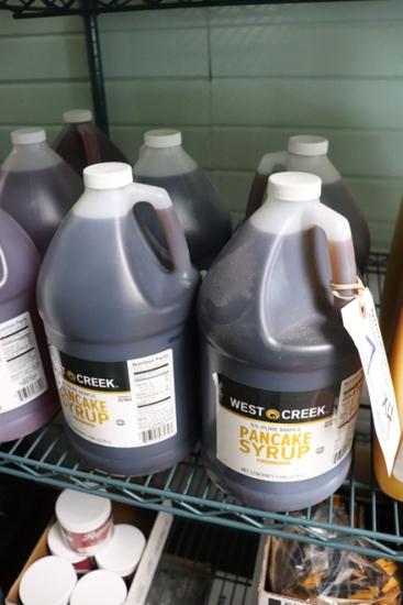 Times 4 - West Creek Pancake Syrup
