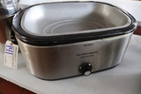 All to go - roaster - crock pot - double broiler