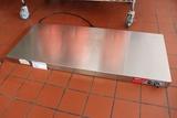 Nemco 6301-48-SS heated pizza display pad - nice