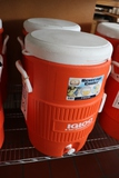 Times 2 - Igloo 5 gallon drinking water coolers