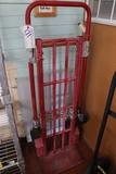 2 wheel cart - 4 wheel dolly cart