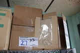 Times 5 - boxes of Eco Craft double panel 6 1/2 x 2 x 8 double panel bags w