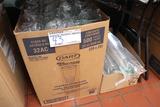 Case plus - Dart 32AC - 32 oz clear plastic cups
