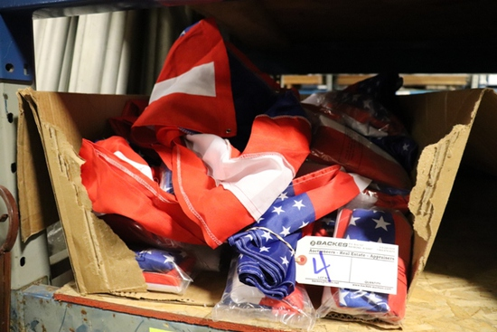 All to go - USA flags and décor