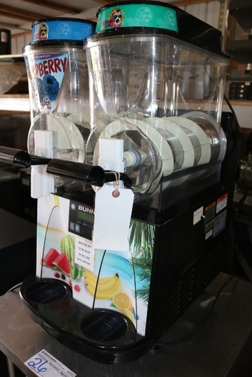 Bunn Ultra 2 - 2 product slush machine