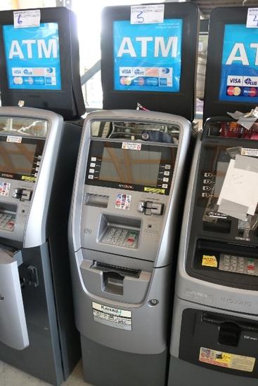 Hyosung Moni Max 2600 SE ATM w/ Keys - No Combination