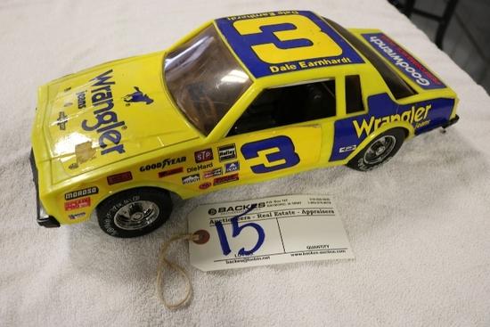 Americans plastic Toys INC. Dale Earnhardt race car