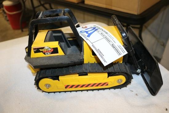 Tonka traxx bulldozer