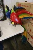 Times 2 - metal Parrots