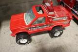 Nylint sound machine rapid rescue fire truck