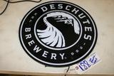 Deschutes Brewery wall light - missing power cord