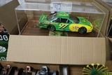 1997 John Deere Chad Little racecar - Sn. 2508 - 1/18th scale