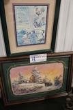Pair to go -Decorative prints