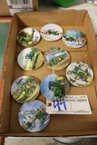All to go - 9 John Deere month plates