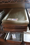 Times 12 - Stainless 12x20x2 inset pans