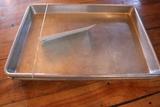 Times 2 - 1/4 Aluminum sheet pans