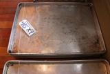 Times 9 - Aluminum full size sheet pans