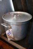 20 quart Aluminum stock pot