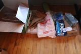 Paper sacks, carryout bags, misc.