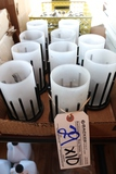 Times 10 - Table center candles