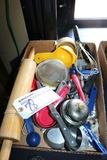 Box kitchen smallwares