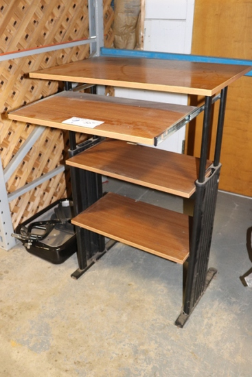 """30"""" stand up computer desk"""