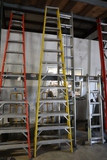 Warner 12' fiberglass ladder