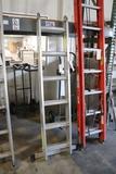 Vulcan 12' folding aluminum ladder