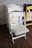 Times 6 - poly folding chairs