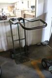 Horizontal/vertical cart