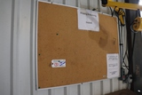 All to go - cork boards
