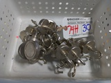 All to go - 30 heavy duty magnetic hanging hooks