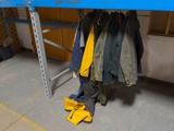 All to go - Spielman's logo winter coats with some rain gear