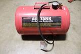 Task Force 10 gallon air tank