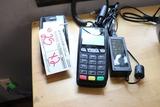 Times 2 - Ingenico credit card swipes