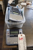Pair to go - Brother P-touch labelers
