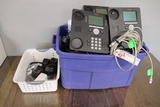 Avaya complete phone system with IP500 V2 processor and 10+ phones - 2 year